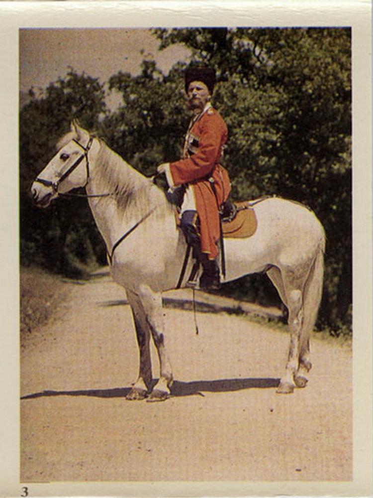 Дореволюционная Россия в первых цветных фотографиях 1910-х годов Петра Веденисова