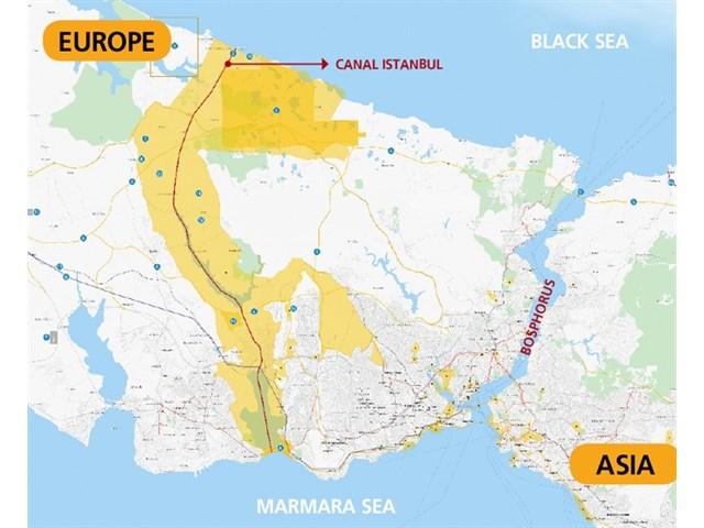 Турция прокладывает новый судоходный канал в Черное море, НАТО остается с носом геополитика