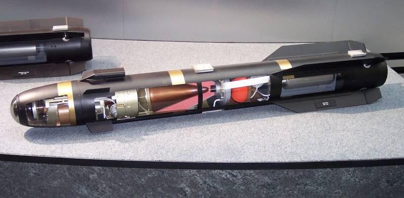 Управляемая ракета R9X. Гуманизм и чугунная бомба оружие