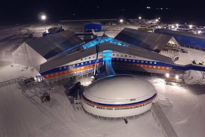 Рост российского влияния в Арктике. Станет ли во льдах жарко? геополитика,россия