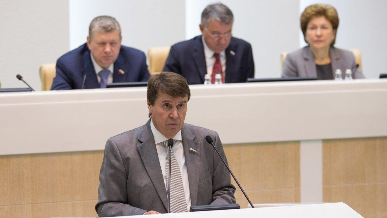 В Совфеде оценили обещание Зеленского сделать из Украины «базу для покорения мира» новости,события,политика