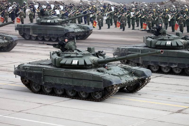 Почему Т-80БВМ — плохая идея оружие