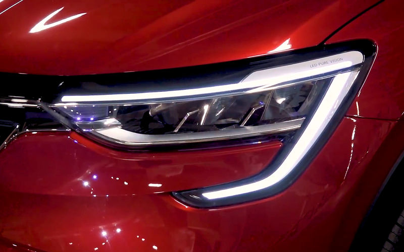 Renault Arkana: тест-драйв от специалиста renault arkana,авто и мото,автоновости,видео