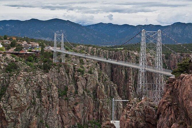 10 самых экстремальных мостов