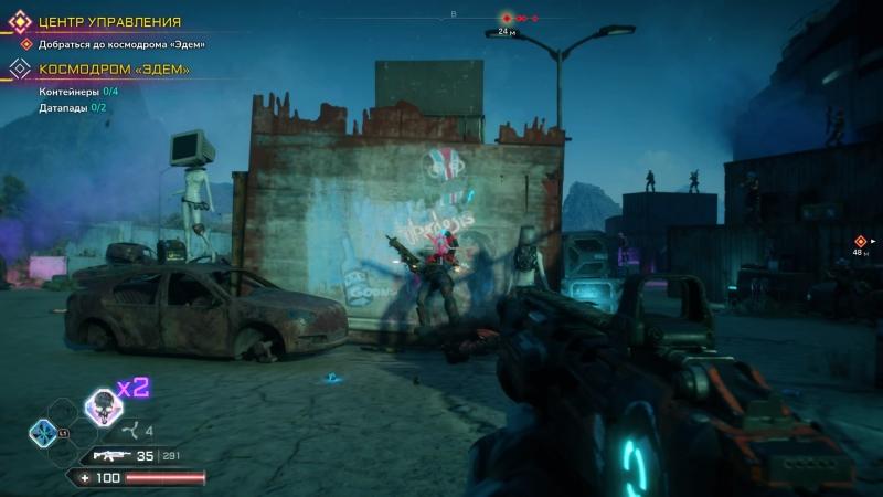 RAGE 2 — DOOM в большом городе action,pc,ps,rage 2,xbox,Игры,обзоры,Шутеры
