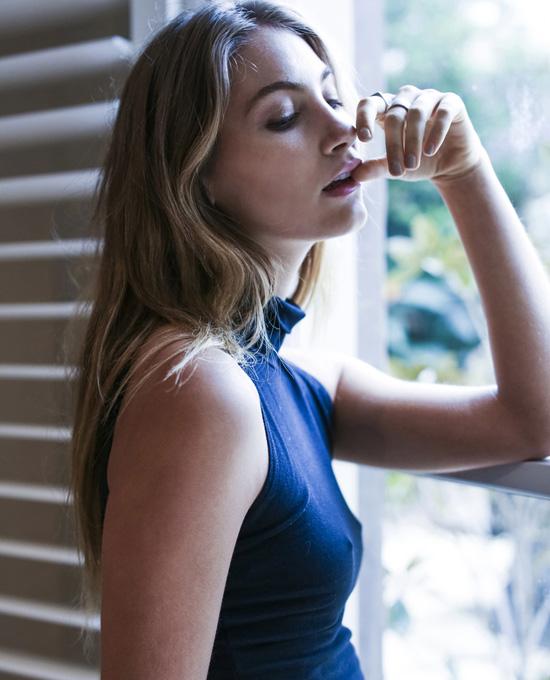 Кристина Янко: наивная красота австралийской топ-модели Девушки