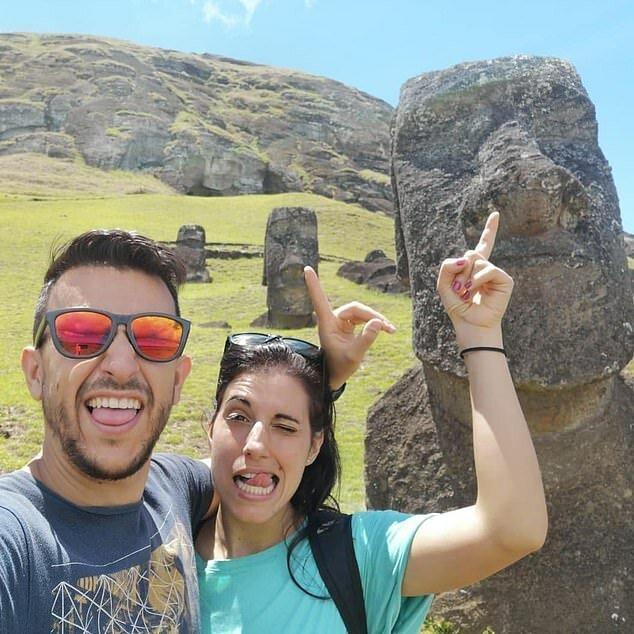 Древние реликвии острова Пасхи оказались под угрозой из-за туристов Путешествия,фото