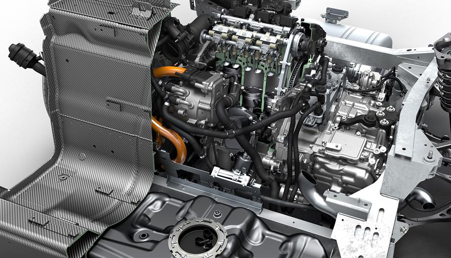 Мотор Ferrari V8 3.9 удержал титул «Всемирный двигатель года» Марки и модели