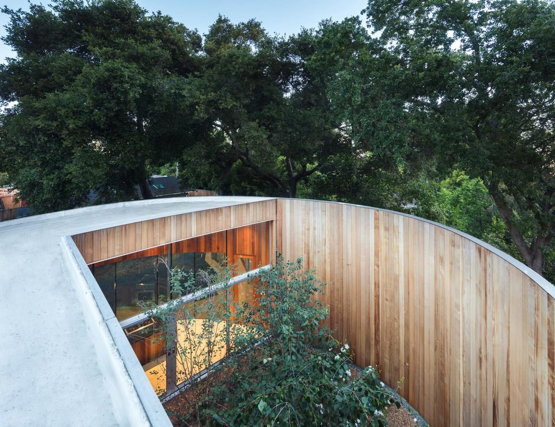 Необычный дом в Кремниевой долине архитектура,интерьер и дизайн,Кремниевая долина