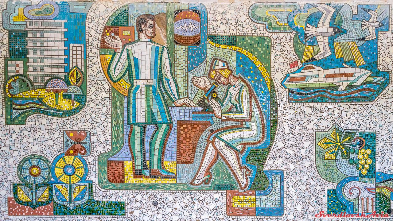 Артефакты вымершего искусства Страны Советов интересное,туризм,фотография