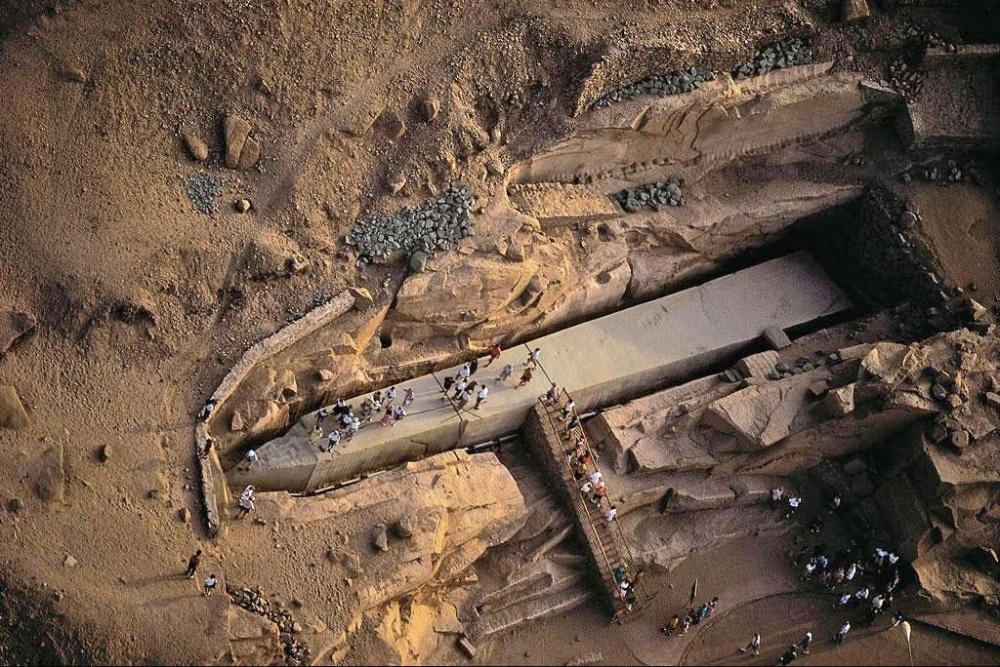 Ах, какое наш мир удивительное место! 7 вещей на Земле, совершенно необъяснимые земной логикой археология,загадки,история,тайны,неразгаданное,раскопки