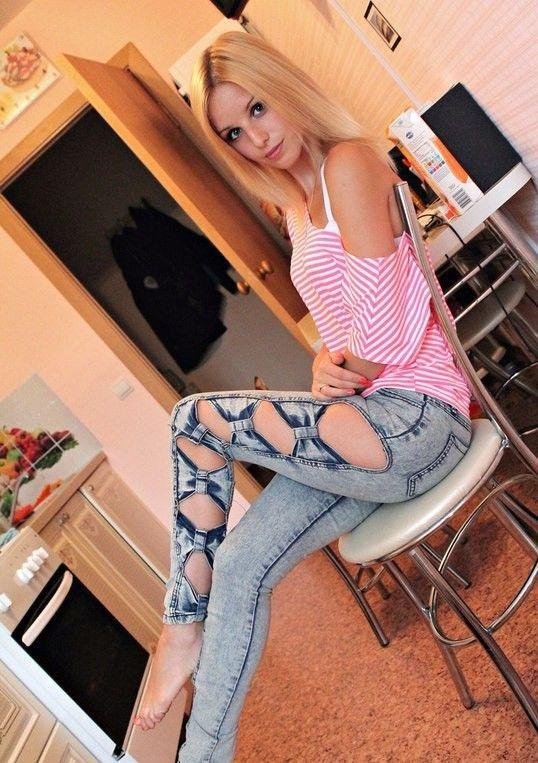 Красивые девушки из Нижегородской области позитив
