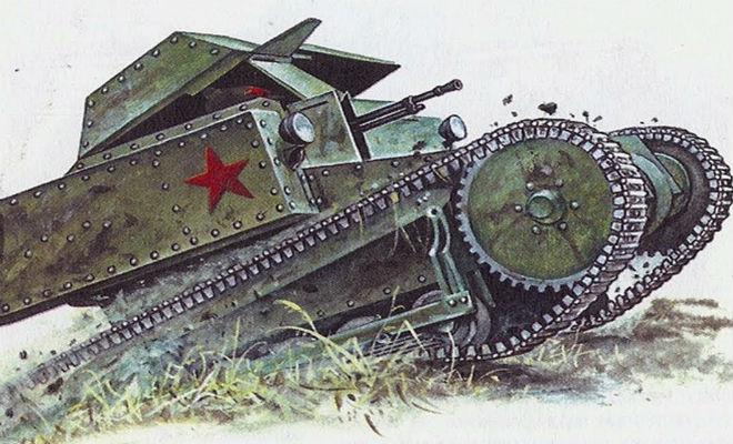 Советское оружие, которое придумали на Западе Культура