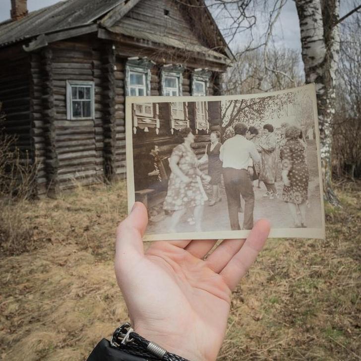 26 фотографий, на которых изображена вся пропасть между прошлым и настоящим Жизнь,Истории,Отношения,проблемы