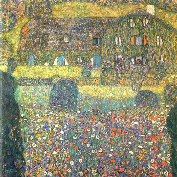 Пейзажи Густава Климта, о которых известно только настоящим ценителям его творчества 269