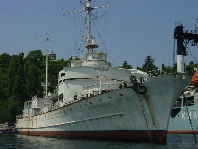 «Avizo Hella»: что стало с личной яхтой Гитлера