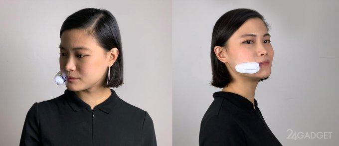 Носимый лицевой гаджет заменит традиционный анализ крови анализ крови,гаджеты,мир,технологии