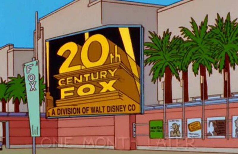 22 случая, когда мультфильмы предсказали будущее Искусство